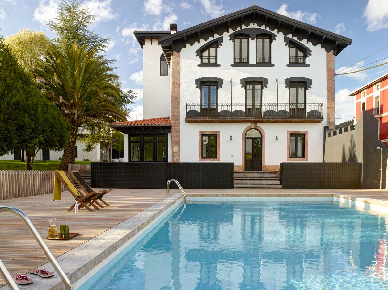 La Casa se puede alquilar en exclusividad para vacaciones o para eventos