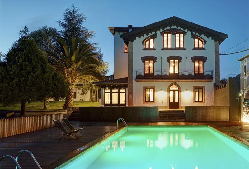 Etxelaia: alojamiento de lujo ideal para alojarse en el País Vasco