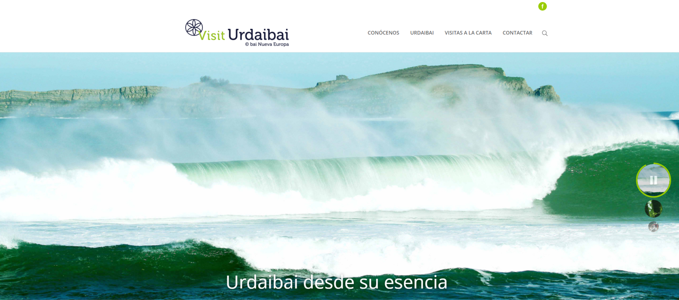 Visit the Urdaibai Reserve